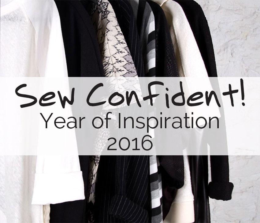 Sew Confident! 2016
