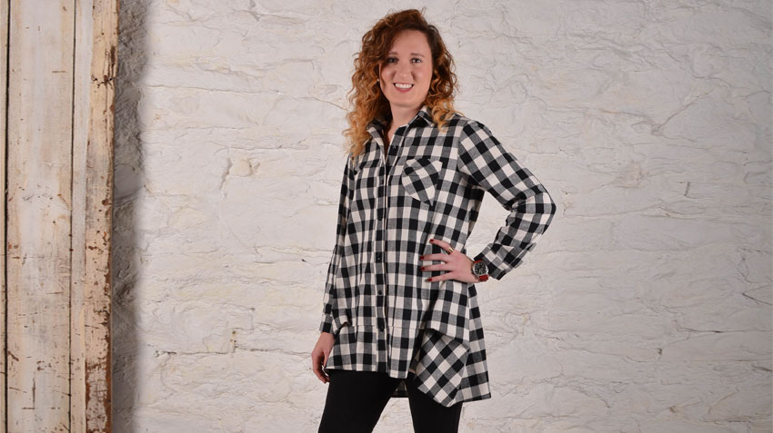 Plaid Flannel Florence Shirt