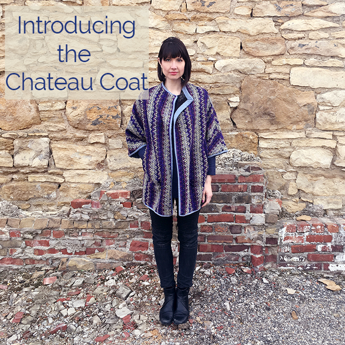 Introducing: The Chateau Coat!