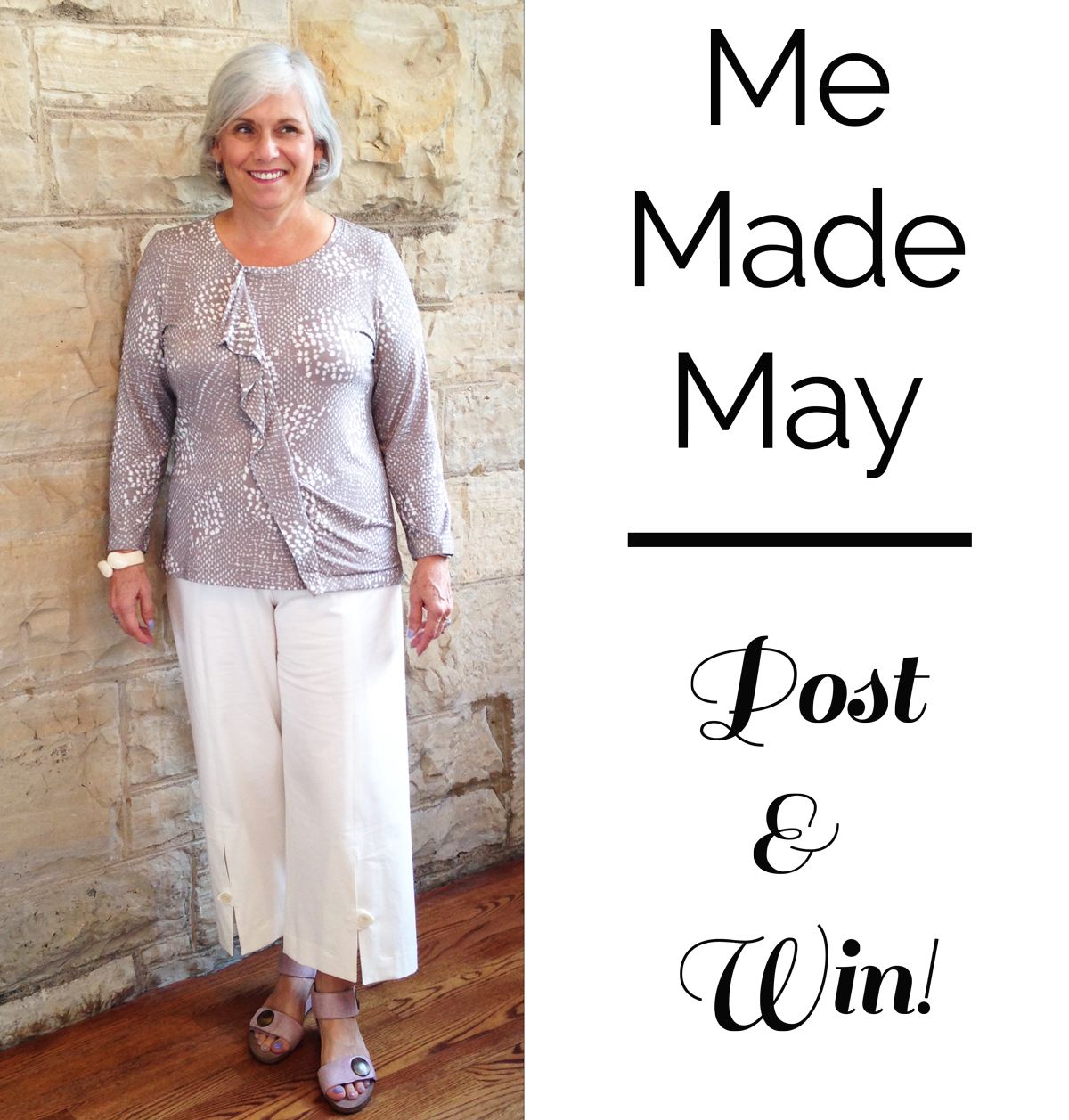 Me-Made May Contest Starts Now!