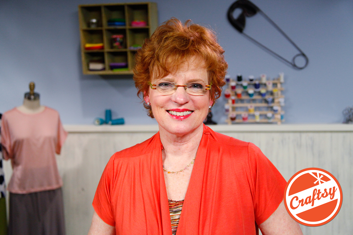 Craftsy Classes with Linda Lee - 50% off!