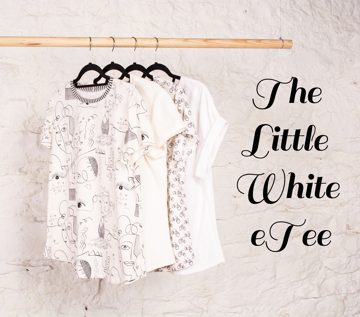 The Little White eTee