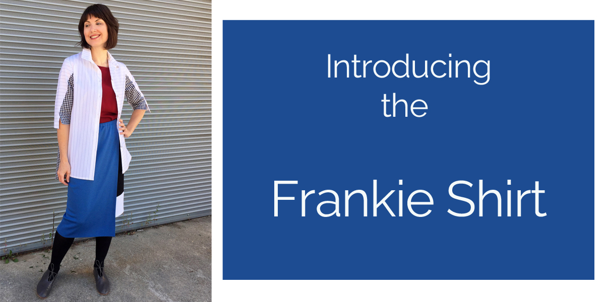 Introducing the Frankie Shirt!