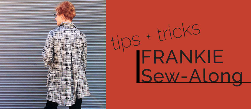 The Frankie Shirt Sew-Along