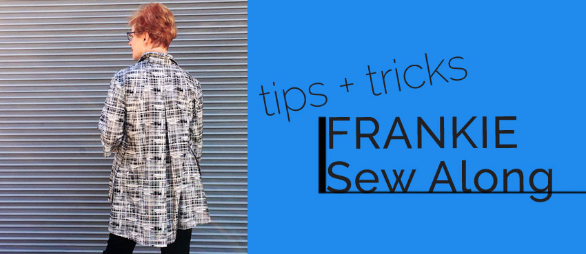 Frankie Sew Along Part One: Measuring and Adjustments