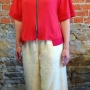 Sewing Workshop Patterns West End Top and Pants pattern