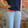 Sewing Workshop Patterns West End Pants and Nine Lives Shirt