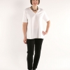 Sewing Workshop Patterns V-Neck Swing Tee with Pencil Pants