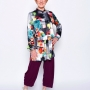 Sewing Workshop Patterns Berwick St. Tunic and Picasso Pants