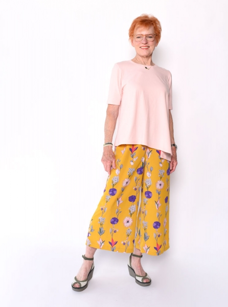 Sewing Workshop Patterns Swing Tee and West End Pants
