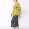 Sewing Workshop Patterns West End Pants and Splice Top Side