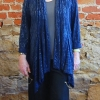 Anns cardigan in a slinky knit